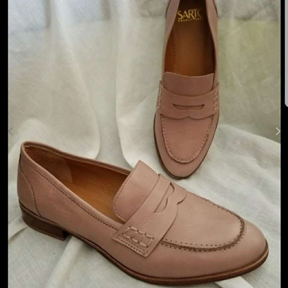 f009934d9b2 Sarto Franco Sarto penny loafer 7 M Jolette pink. M 5a855ae63800c581708ef5ad